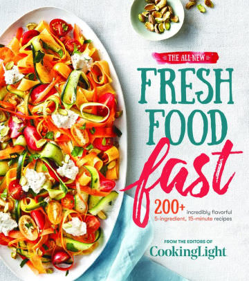 cooking light cookbook