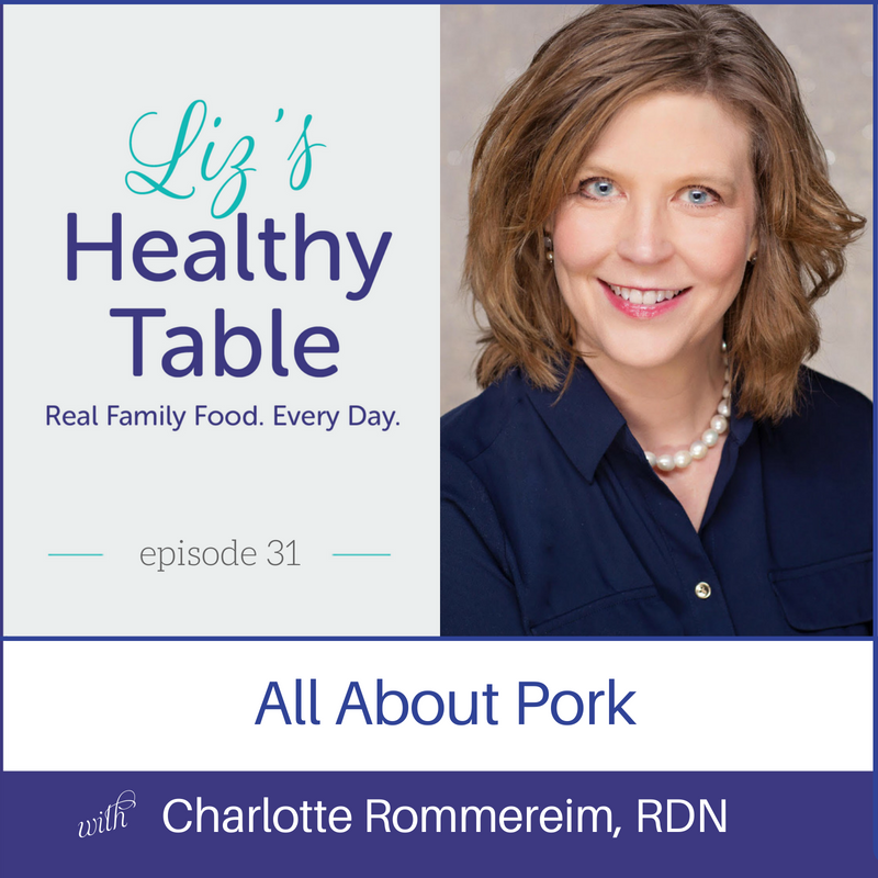 All About Pork with Charlotte Rommereim #pork #podcast