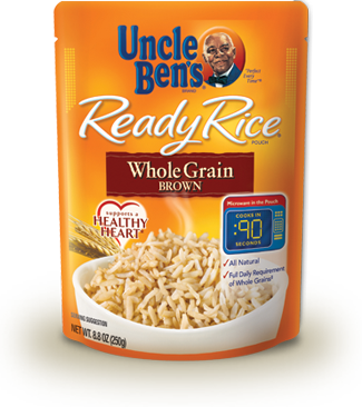 Uncle Ben's brown rice