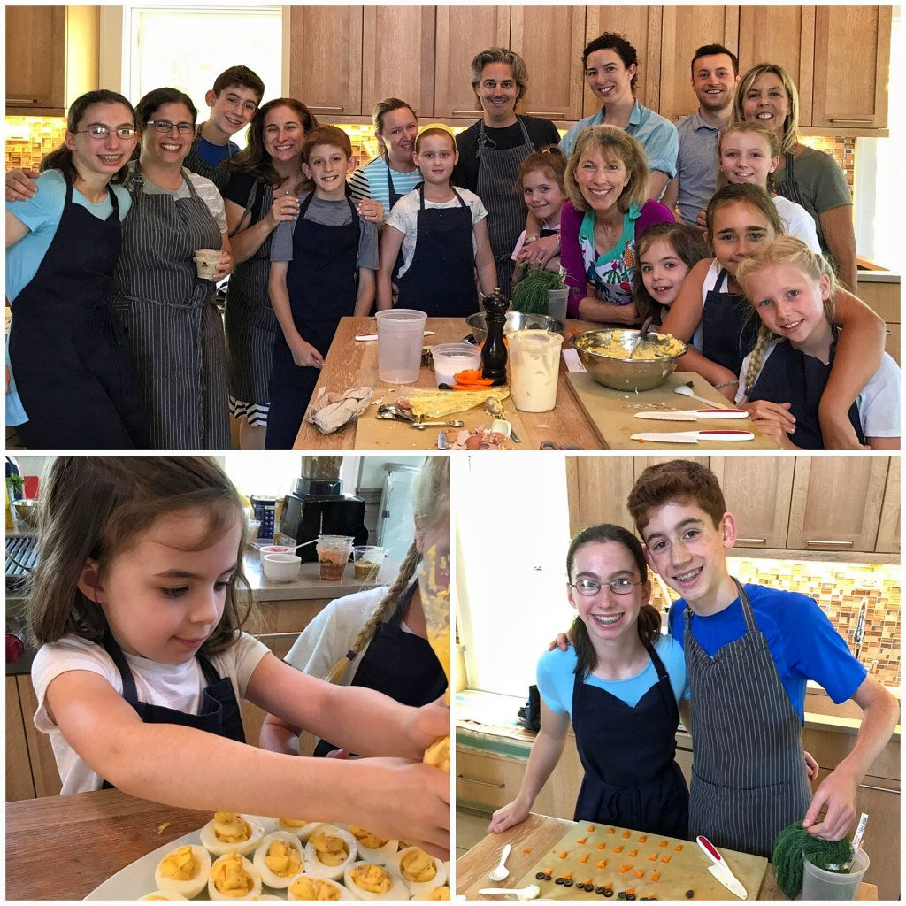 Kids in the Kitchen via lizshealthytable.com #podcast #KidsInTheKitchen Nantucket Culinary