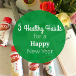 5 Healthy Habits for a Happy New Year