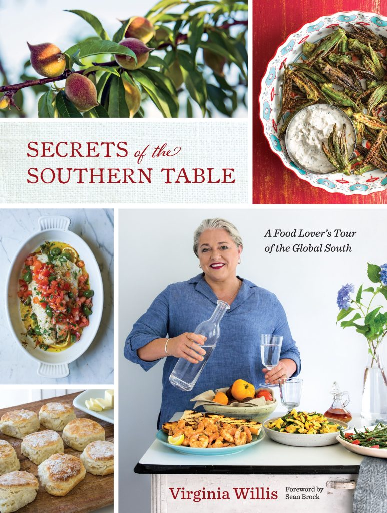 Secrets of the Southern Table via lizshealthytable.com #podcast