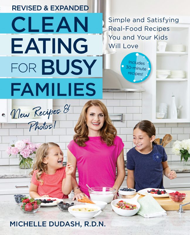 Clean Eating for Busy Families