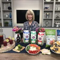 Healthy Summer Entertaining (Boston 25 News)