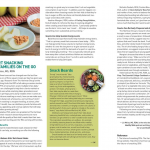 Smart Snacking for Families on the Go (Byline: Today's Dietitian Magazine)
