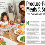 Produce-Packed Meals & Snacks: No Sneaking Required (Today's Dietitian: Byline)