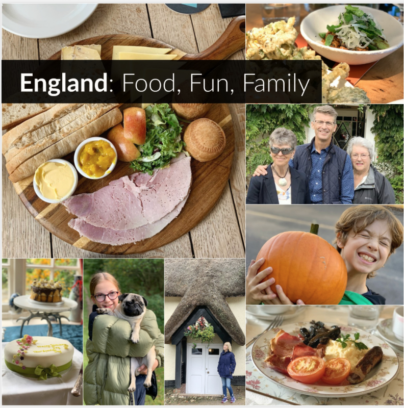 England food fun family via lizshealthytable.com