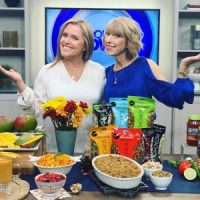 Holiday Health & Flavor Makeover (Boston 25 News)