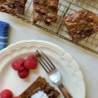 A Recipe for Gluten Free Ooey-Gooey Brownies