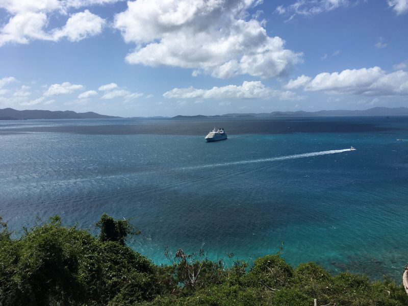 Windstar Cruise in the Caribbean via LizsHealthyTable.com