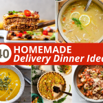 40 Homemade Delivery Dinners from Registered Dietitians: How a well-stocked quarantine kitchen yields nourishing meals