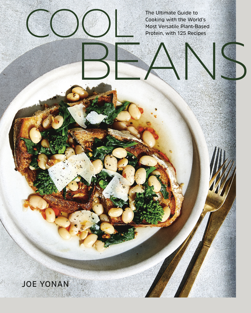 Cooking with Beans podcast via lpzshealthytable.com #podcast