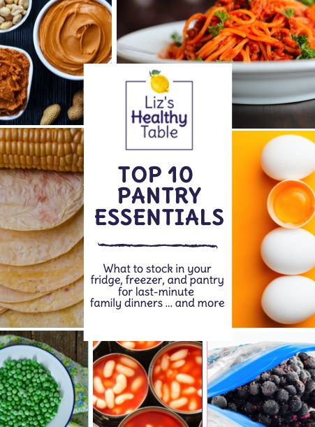 Top 10 Pantry Essentials