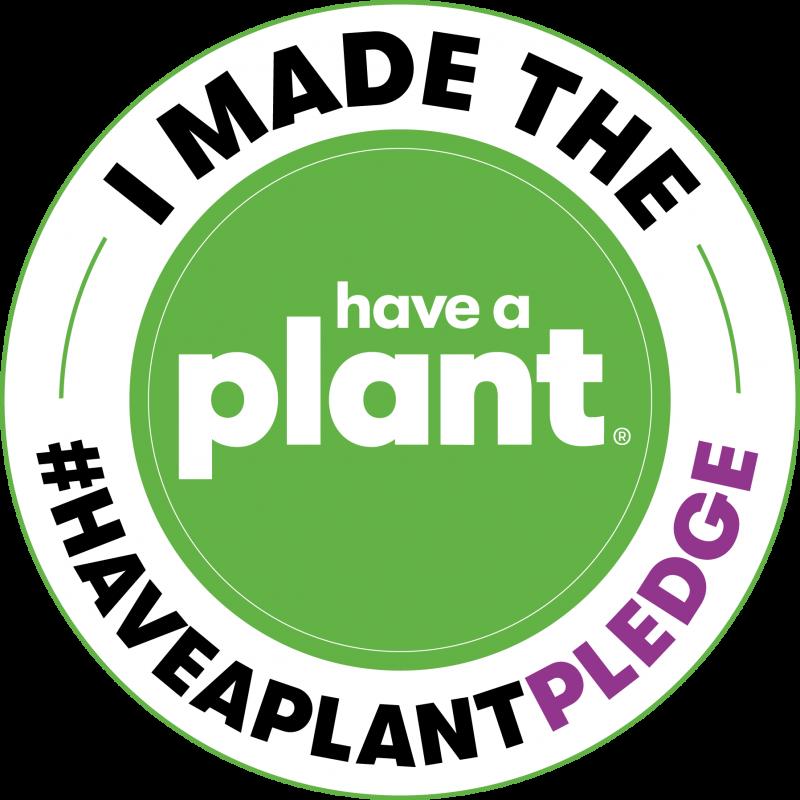 Have a Plant Pledge