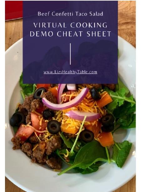 Cooking Demo Cheet Sheet 451x612