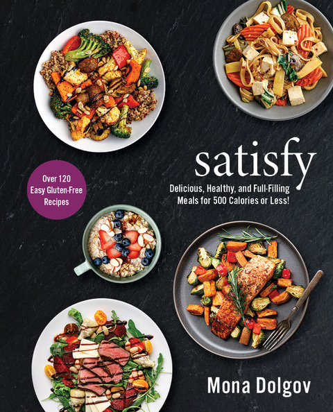 SATISFY; Healthy Recipes That Hit the Spot via lizshealthytable.com #podcast/