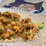Sweet Potato & Bean Nacho Scoopers | Tailgate Snack