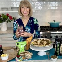 Mealtime Magic with Fiber One, POM Wonderful, and Wonderful Pistachios (The Hub Today - NBC Boston)