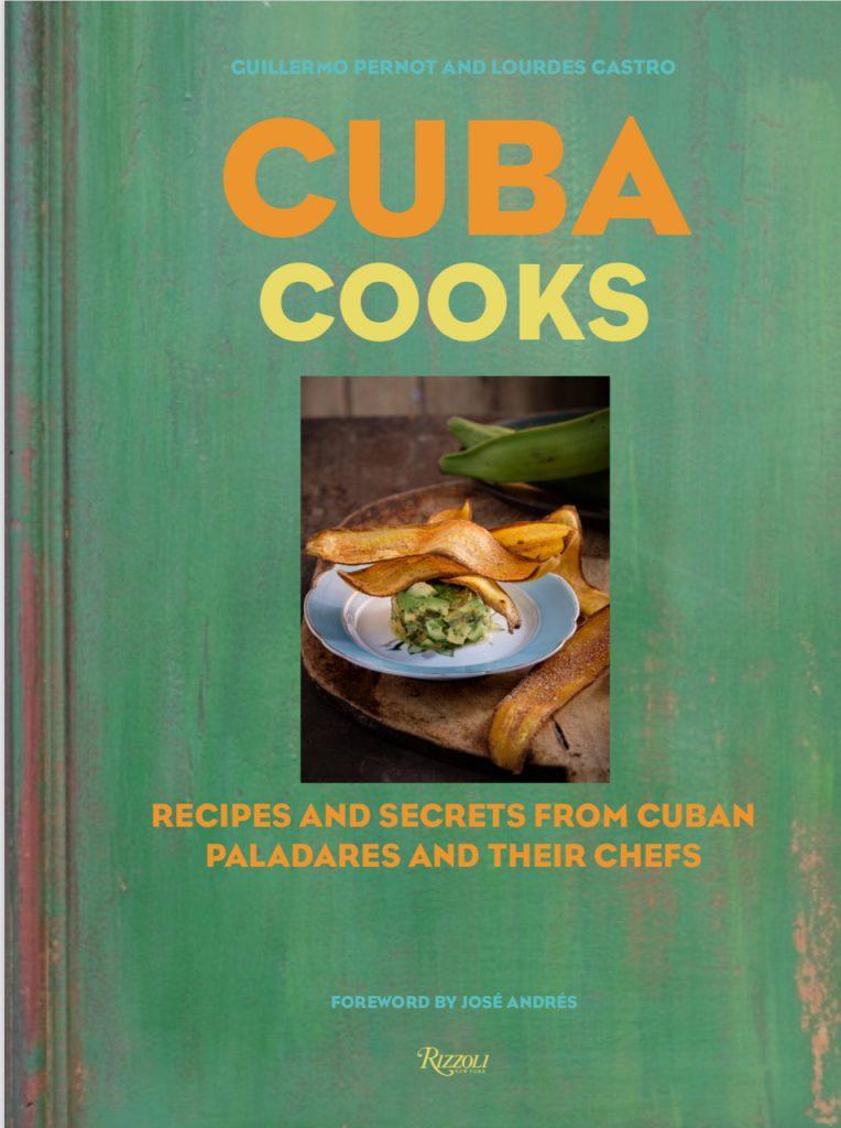 Cuba Cooks via lizshealthytable.com #podcast