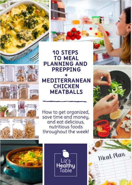 10 Steps to Meal Planning and Preppring