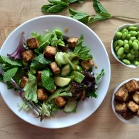 6 Edamame Recipes Nutritionists Love (The Healthy)