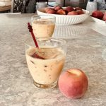 Peach and Banana Creamsicle Smoothie + A Primer on Peaches