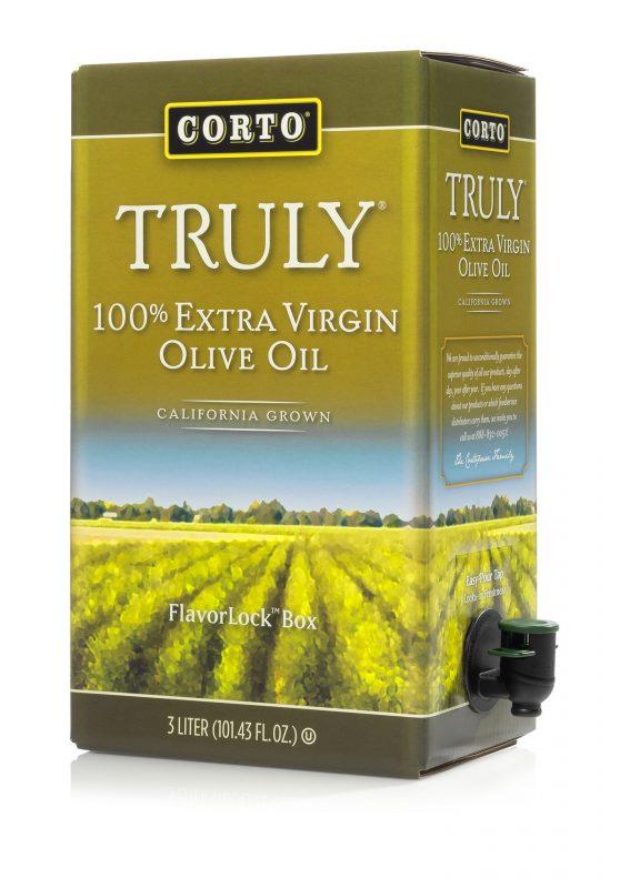 Corto olive oil